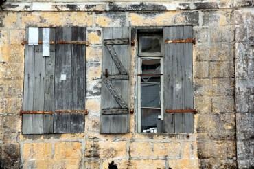 """Charming"" old windows."
