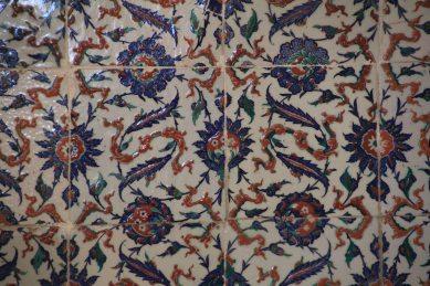 Topkapi Palace - Love the tiles