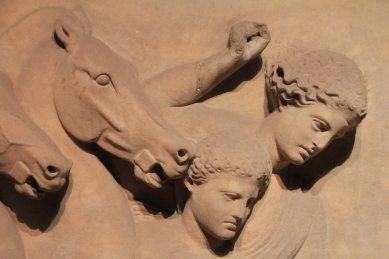 The Lycian Sarcophagus