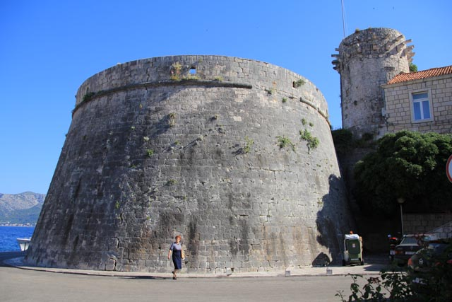 Imposing fortifications