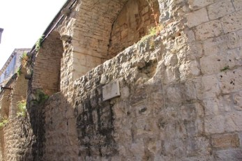 Inside the old walls