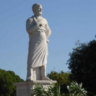 Aristotle Lived in Assos for a few years