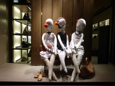 Wonderful shop window displays