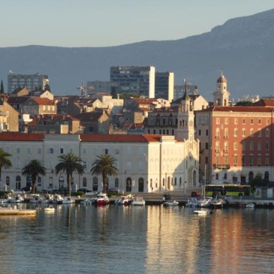 Split - the waterfront