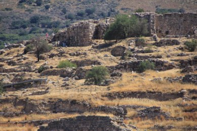 What's left of an ancient civilization