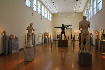 Room after room of amazing sculptures