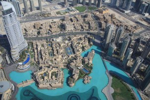 DEVELOPMENT AROUND THE BURJ