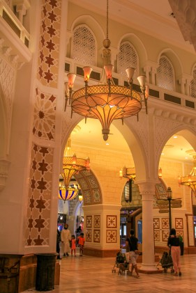 IN THE DUBAI MALL - THE GOLD SOUK