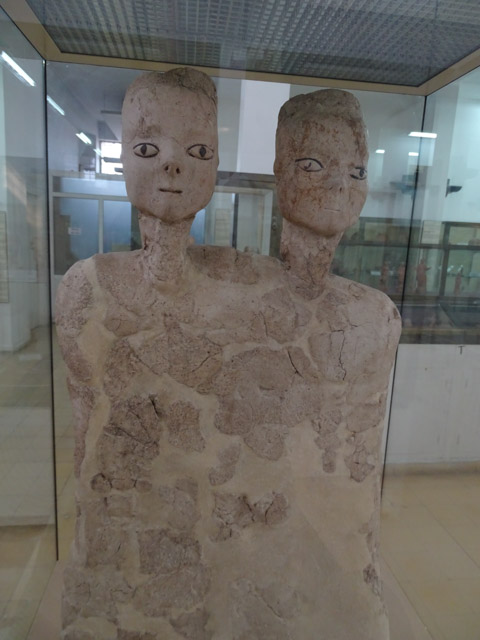 The Citadel - allegedly the oldest known human sculptures