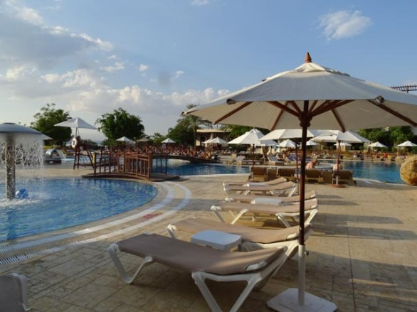 Dead Sea Resort - could have stayed much longer!