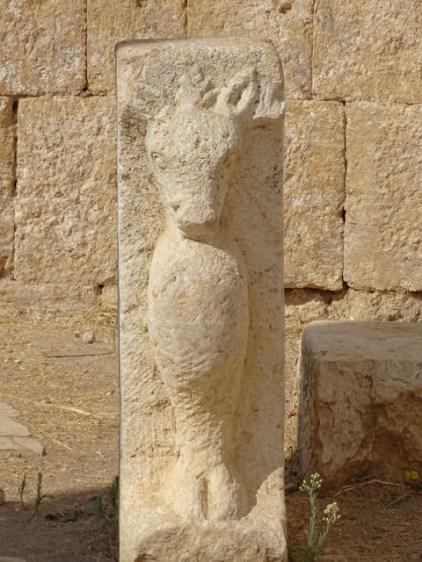 Jerash - butcher shop