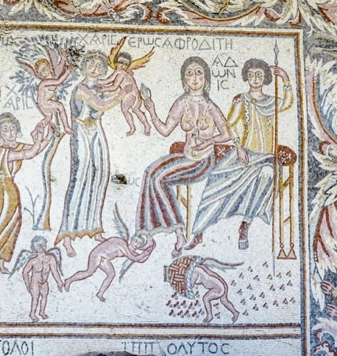 Madaba - mosaics
