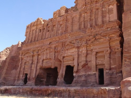 Petra - the Royal Tombs