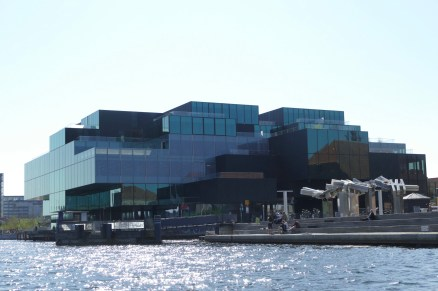 Brand new architecture centre