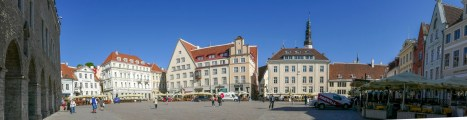 Tallinn Town Square