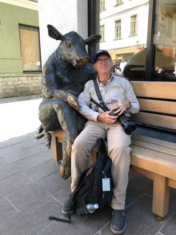 Keith found a friend