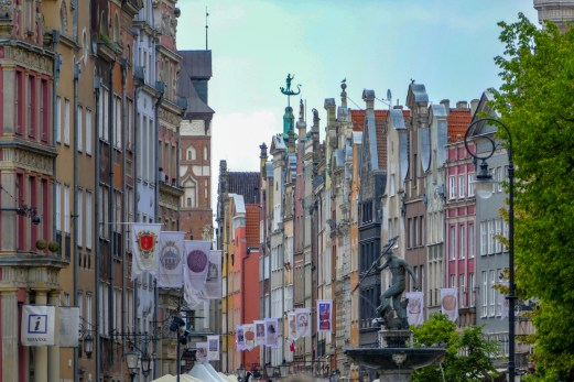 Someone said visiting Gdańsk is like walking into a Faberge egg.