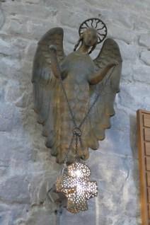 Lamps installed in the 1920s designed by Emanuel Vigeland.