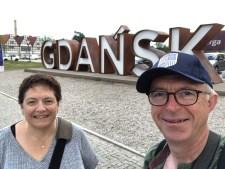 I guess we're in Gdańsk!