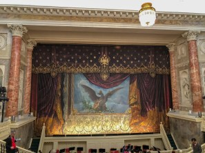 The Hermitage Theatre, built for Catherine the Great