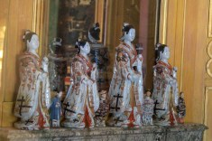 Gorgous Chinese porcelain figurines