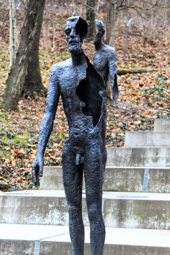 Sculptures, statues, prague, cerny, quirky, statue, sculpture