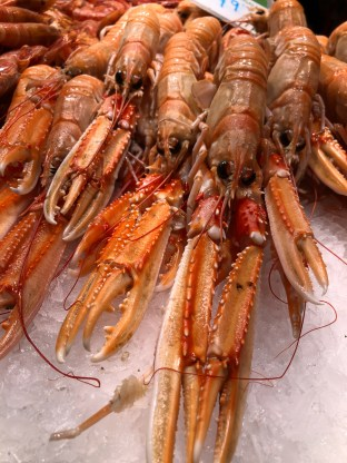 I think these are langoustines
