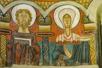 MNAC - 12th C Romanesque art