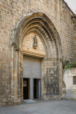 The gothic portal.