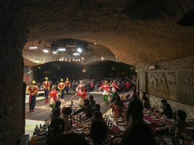 Turkish night, Cappadocia