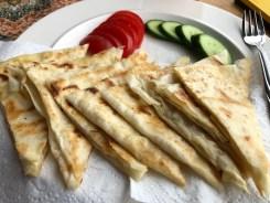 Gozleme - can't visit Turkey without eating Gozleme