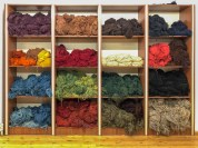 Only natural dyes are used.
