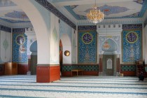Jummah Mosque, the only mosque in the world where Sunni & Shia worship together.