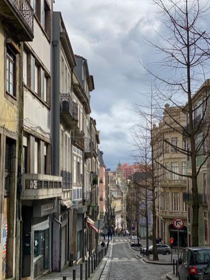 Porto Streets & Buildings