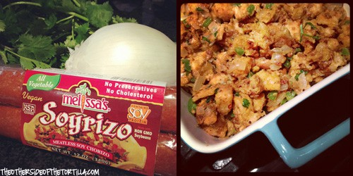 Mexican turkey stuffing