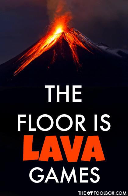 The Floor Is Lava : floor, Floor, Games, Toolbox