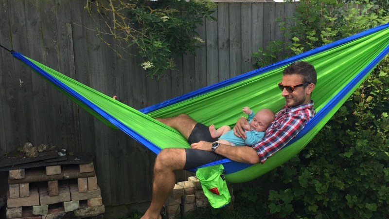 Review: Grand Trunk Double Parachute hammock