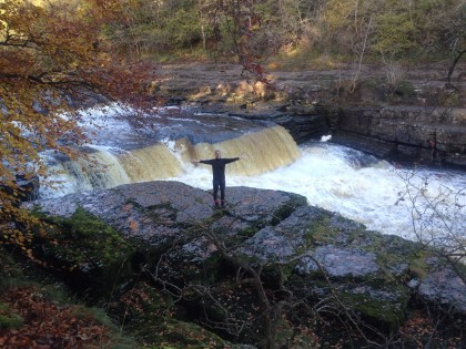 Family walk: Aysgarth Falls, Yorkshire Dales