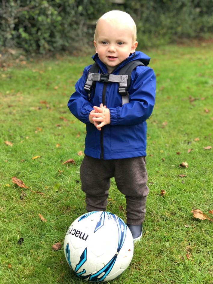 toddler football