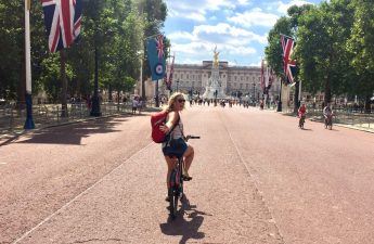 Cycling London on Boris Bikes