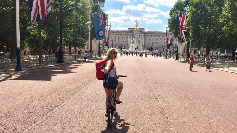 Cycling London on Boris Bikes – for just £2!