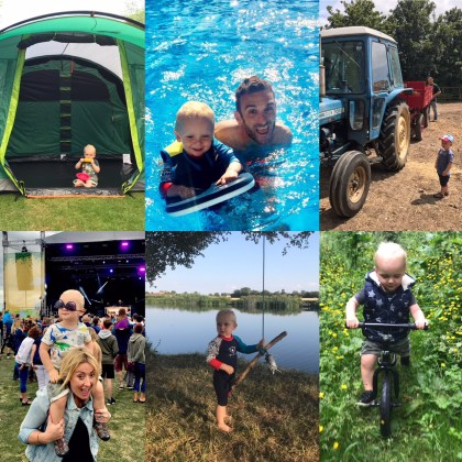 101 outdoor activities for families