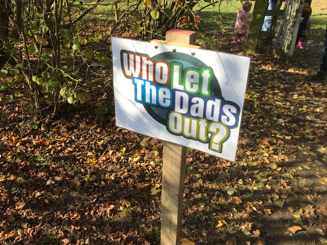 Who Let The Dads Out? | Hinchingbrooke Park