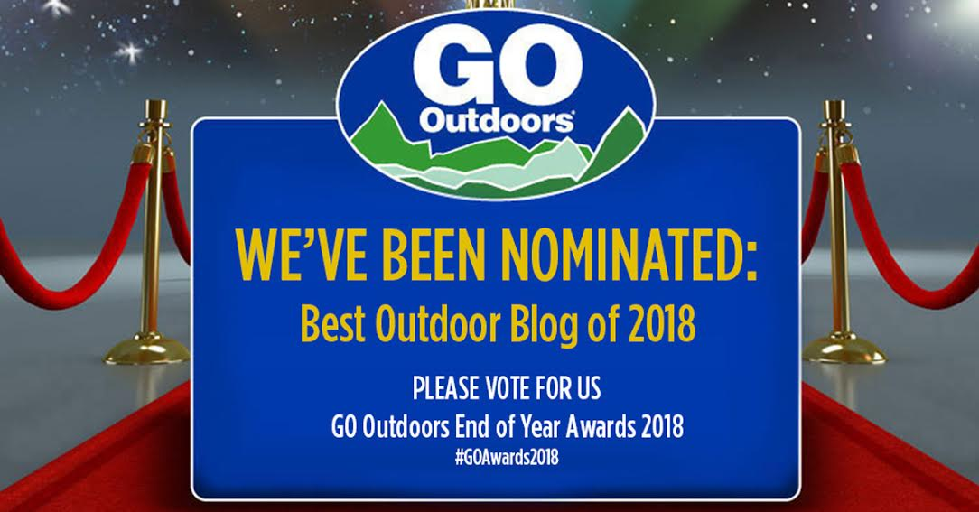 Outdoor Blog Of The Year finalists!