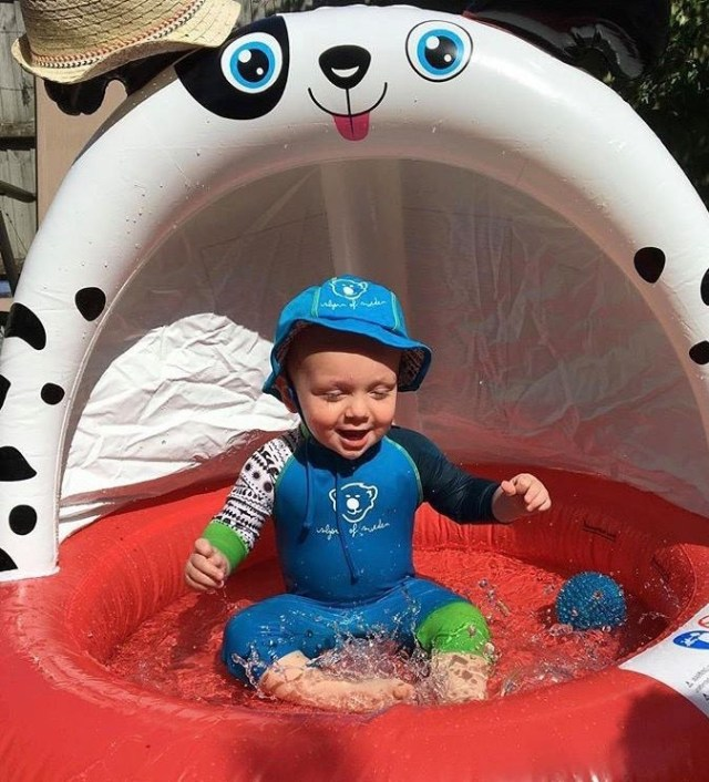 Turn your garden into a mini water park