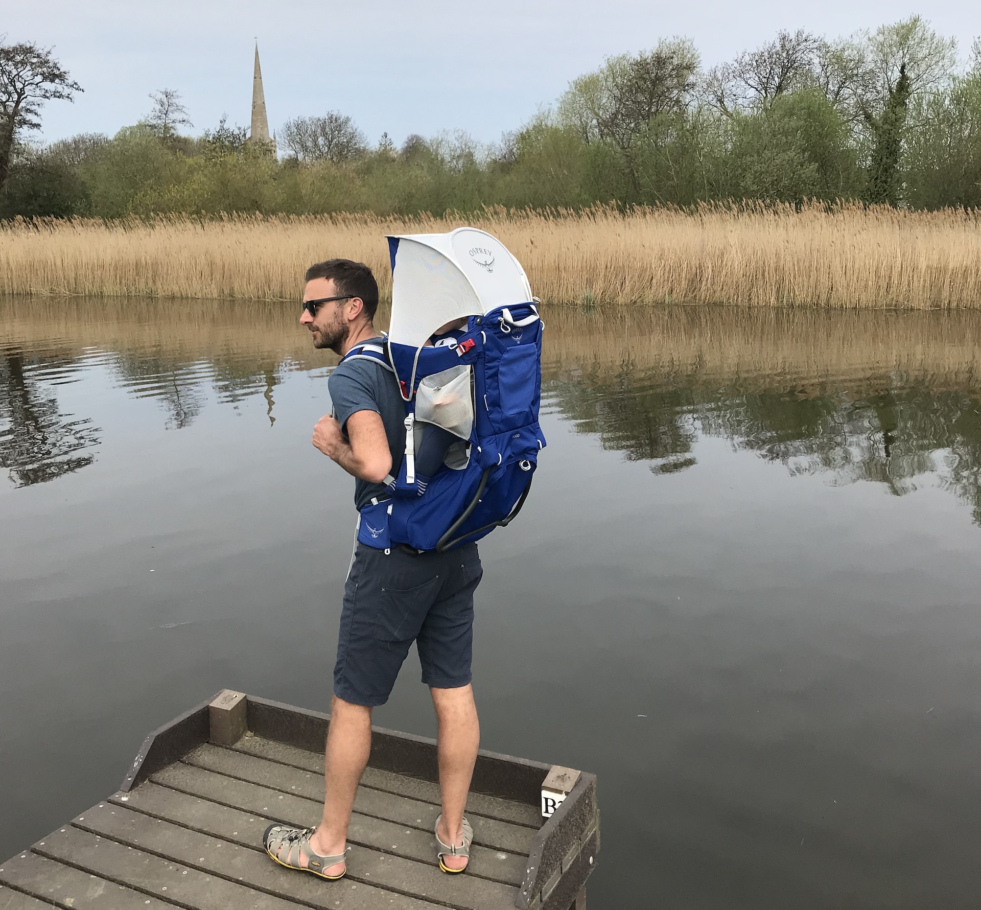 Osprey Poco review | Best baby backpack carrier 2020