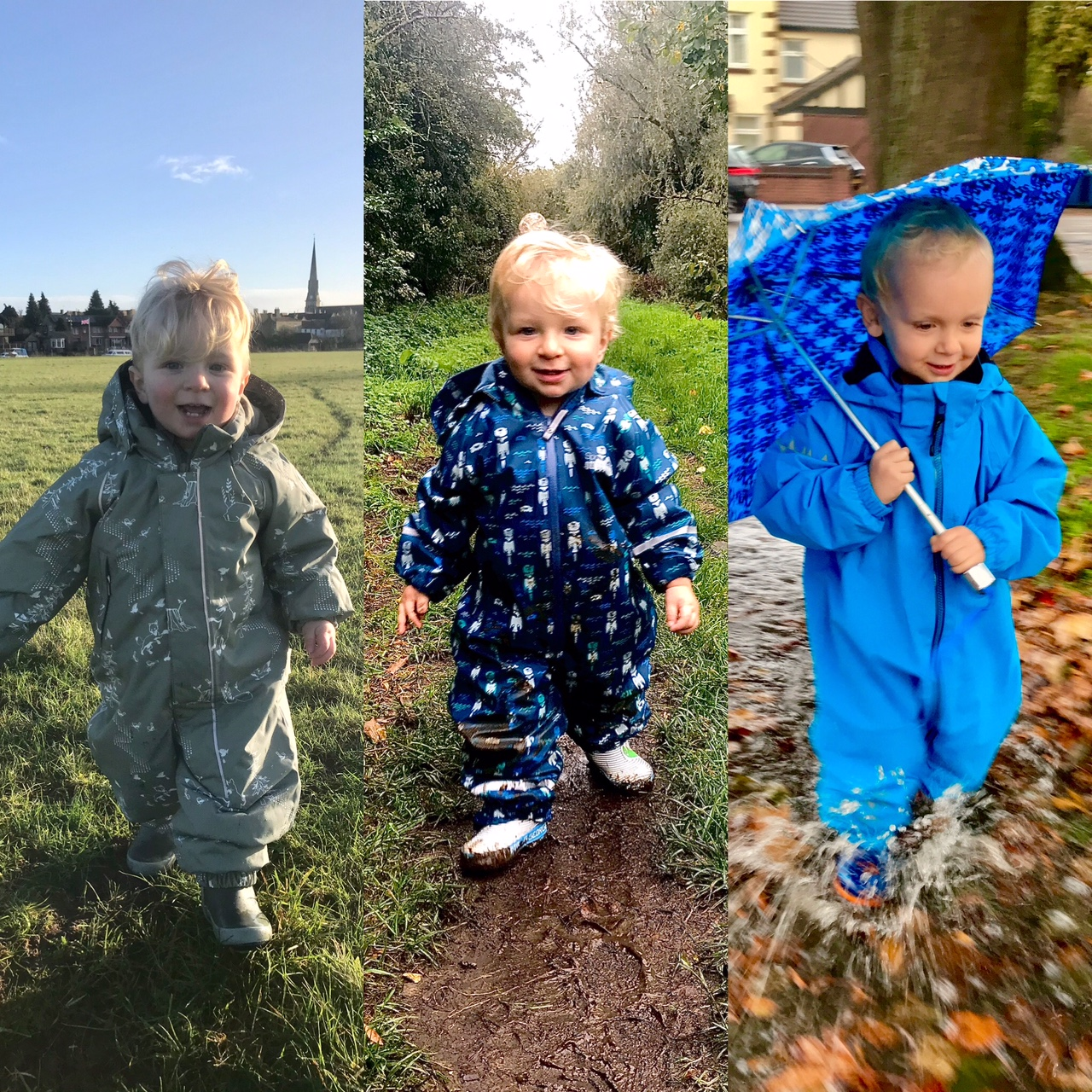 Best toddler puddle suits | 2021
