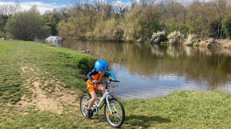 What size bike is best for 5-year-olds?