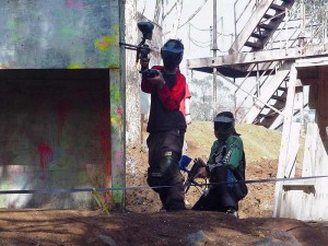 Urban Warfare Painball Field