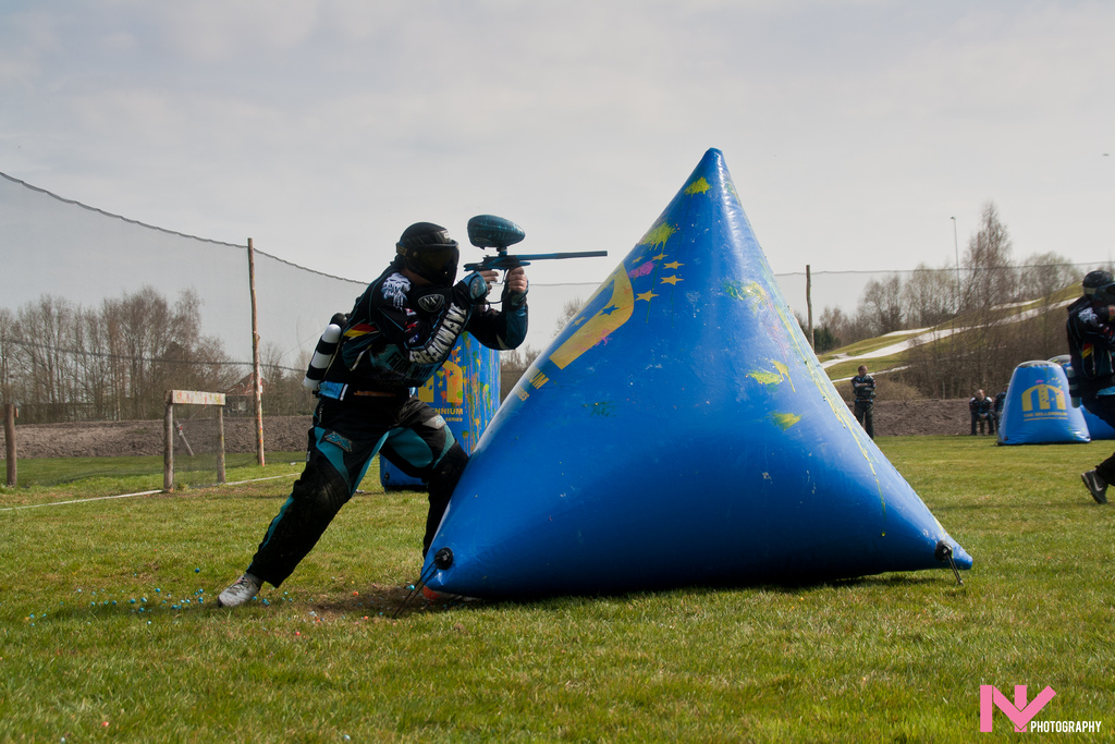 Walk-on-Paintball